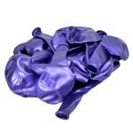 Балон металик лилав