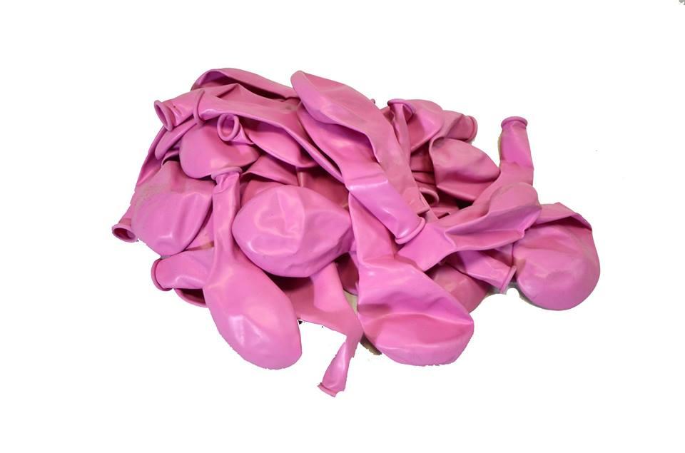 Балон пастел розов