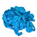 Балон пастел светло син
