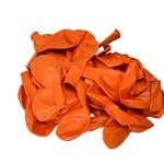 Балон пастел оранжев