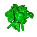 Балон пастел тъмно зелен