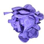 Балон пастел лилав