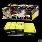"""Пиробатерия 172 изстрела """"Big Pig"""""""