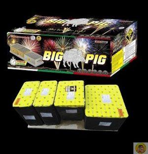 Пиробатерия Big Pig